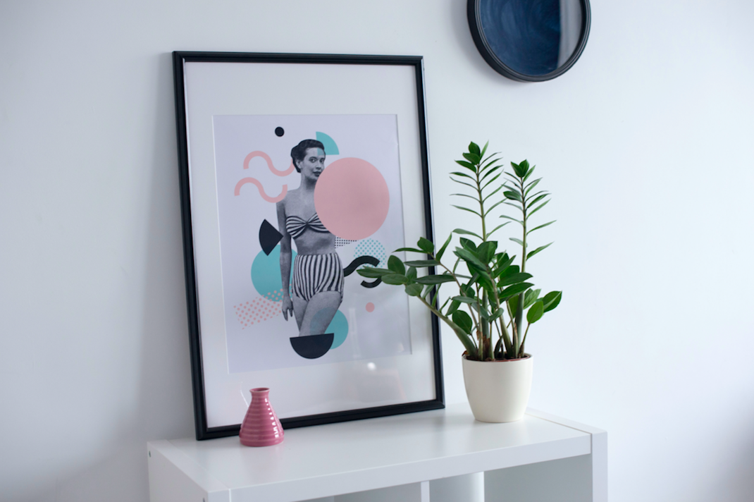 Image of Apartment art trends